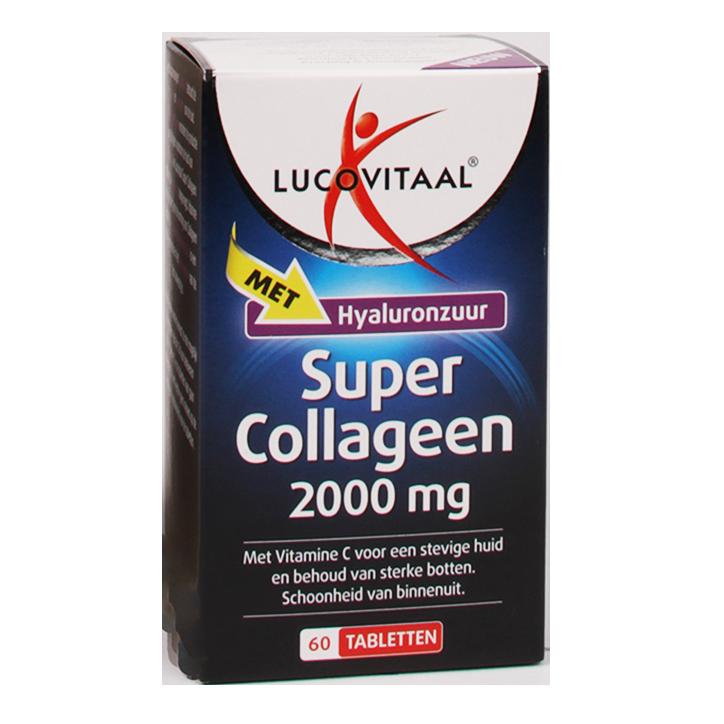 Lucovitaal Super Collageen (60 Tabletten)