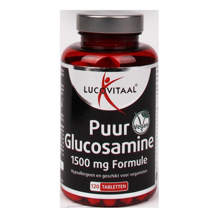 Lucovitaal Glucosamine Puur