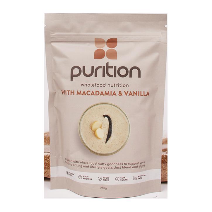 Purition Proteine Vanille Macadamia (250gr)