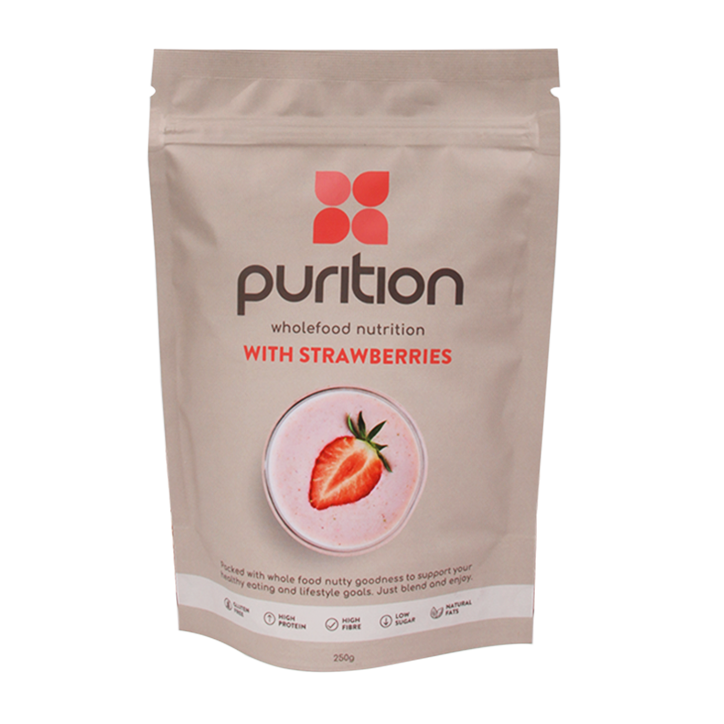 Purition Proteine Strawberry (250gr)