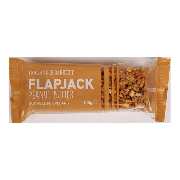Holland & Barrett Flapjack Peanut Butter (100gr)