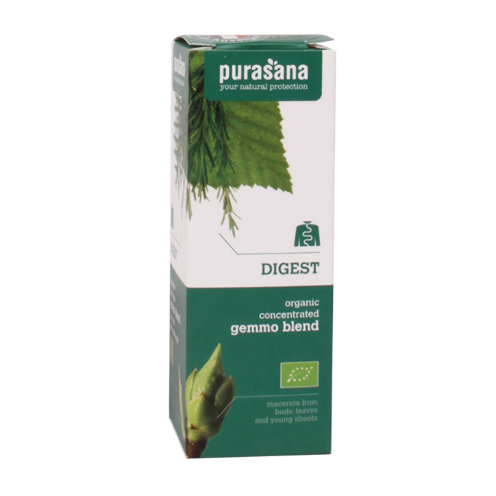 Purasana Gemmo Blend Digest (50ml)