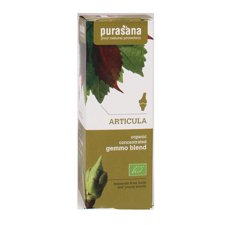 Purasana Gemmo Blend Articula (50ml)