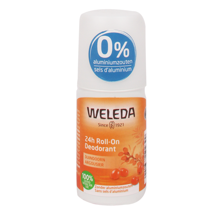Weleda 24h Duindoorn Roll-On Deodorant (50ml)
