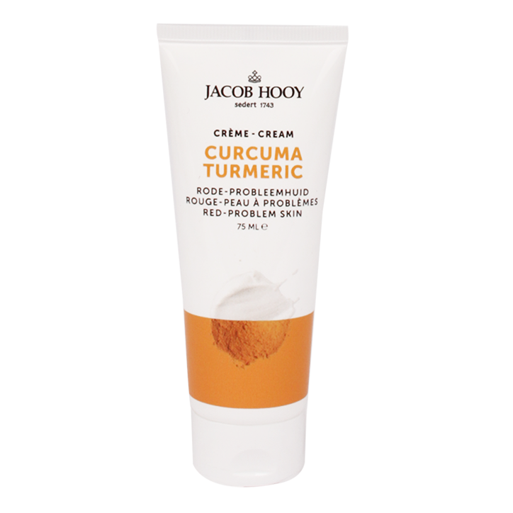 Jacob Hooy Curcuma Crème (75ml)