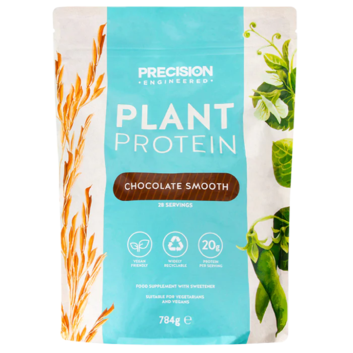Precision Engineered Plant Protein Chocolate Smooth (784gr)