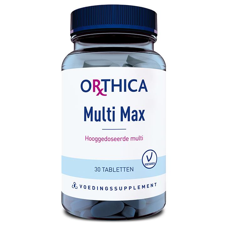 Orthica Multi Max (30 Tabletten)