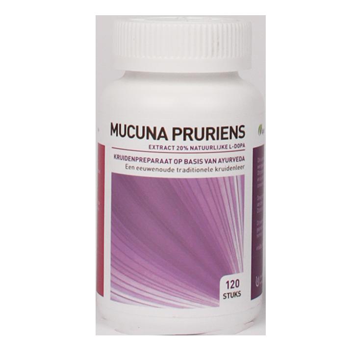 AyurVeda Health Mucuna Pruriens (120 Tabletten)