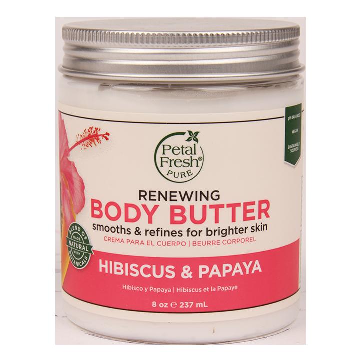 Petal Fresh Renewing Body Butter Hibiscus & Papaya (237ml)
