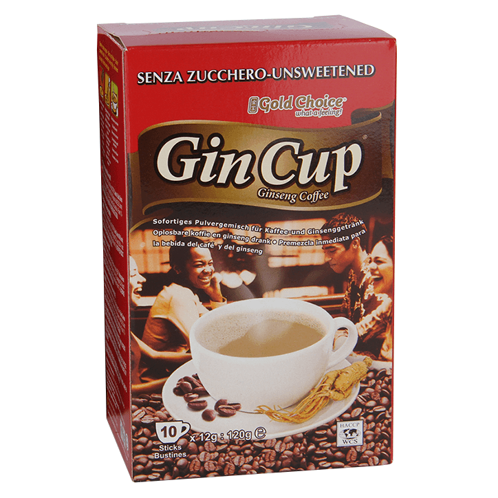 Gin Cup Ongezoet