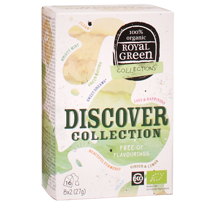 Royal Green Discover Collection