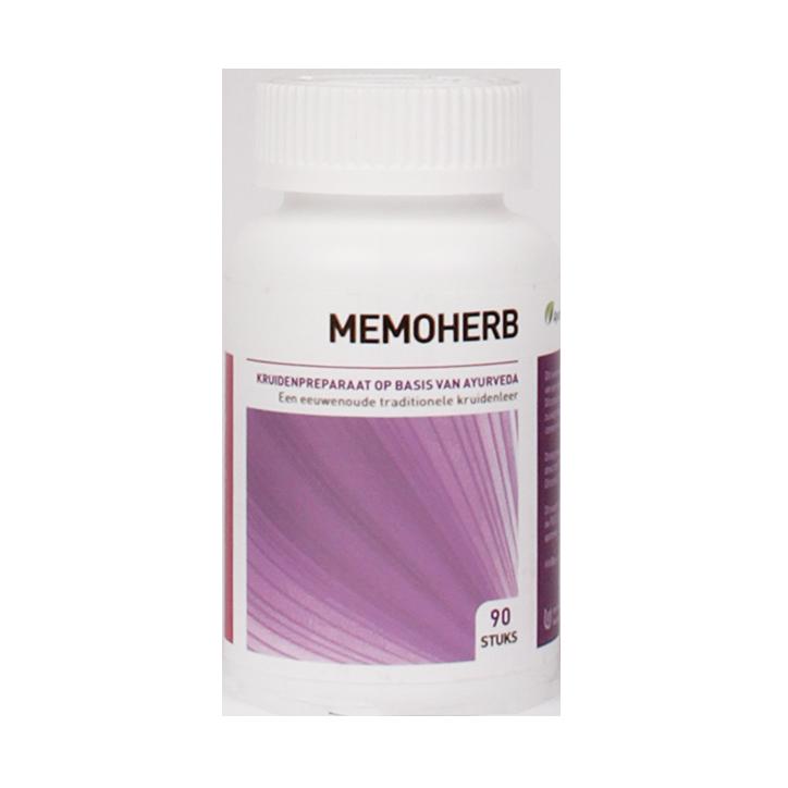AyurVeda Health Memoherb (90 Capsules)