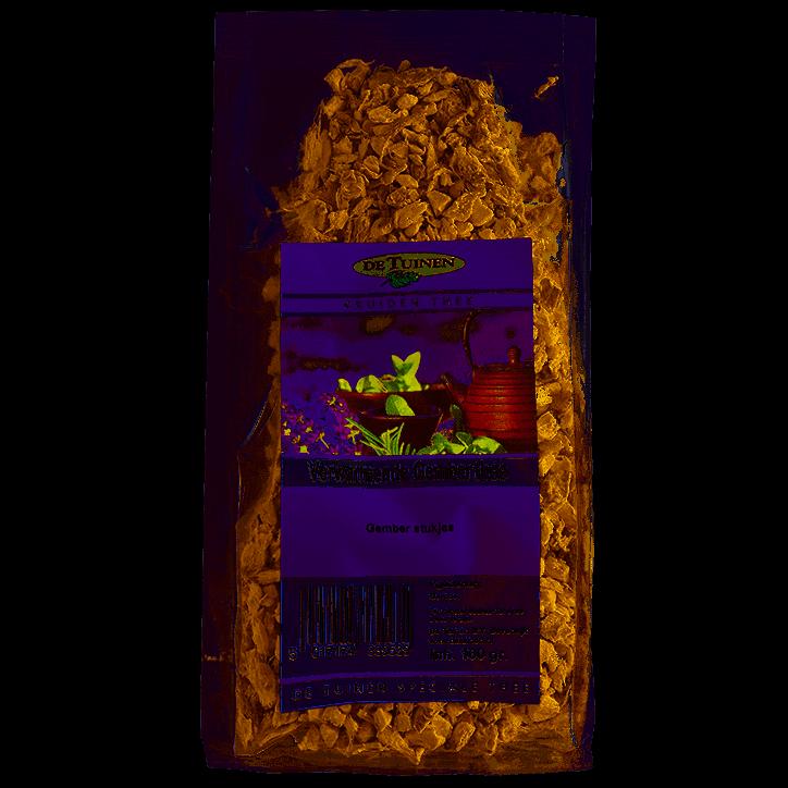 De Tuinen Gemberthee - 100% puur (100gr)