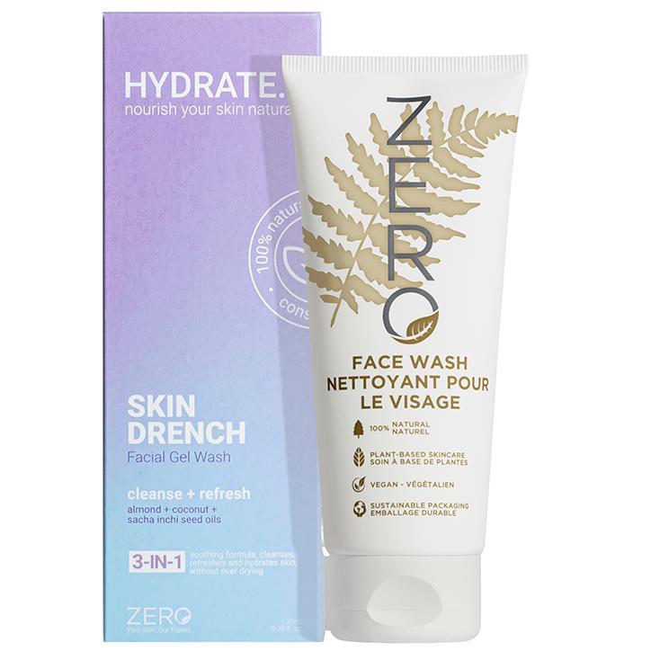 Skin Academy Zero Face Wash (100ml)