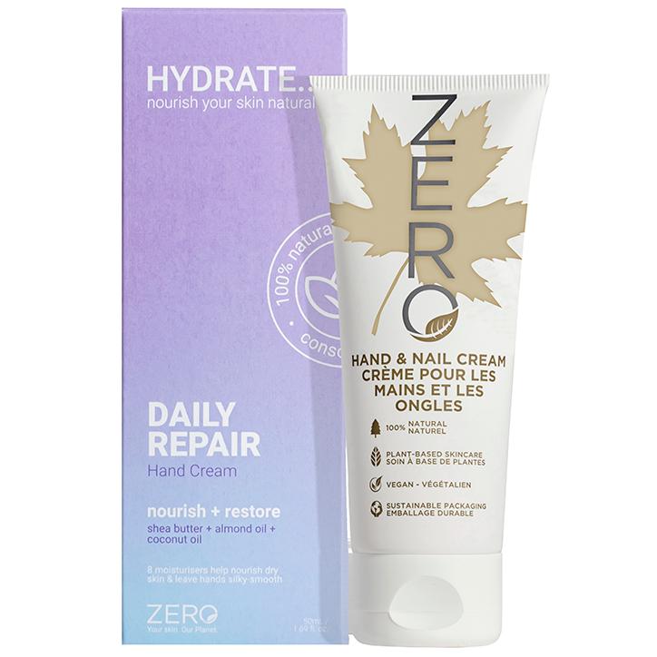 Skin Academy Zero Hand & Nail Cream (50ml)