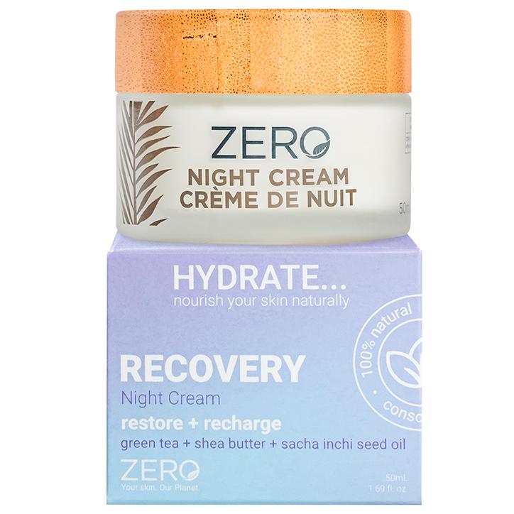 Skin Academy Zero Nachtcrème (50ml)