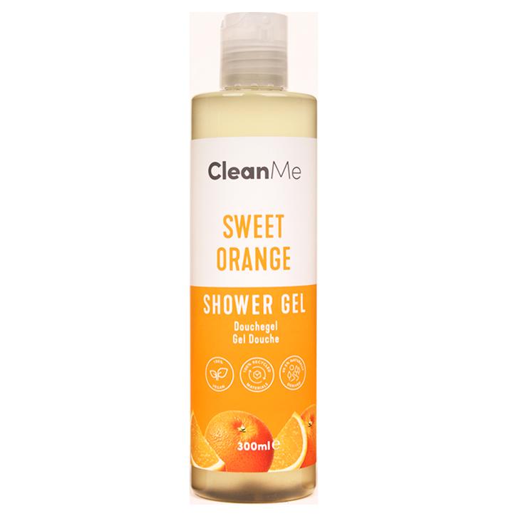 CleanMe Sweet Orange Shower Gel (300ml)