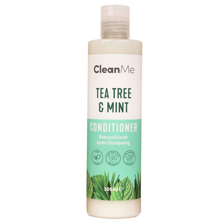 Clean Me Tea Tree & Mint Conditioner (300ml)