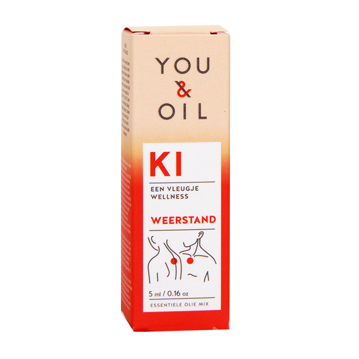 You & Oil KI Essentiële Olie Mix Weerstand (5ml)