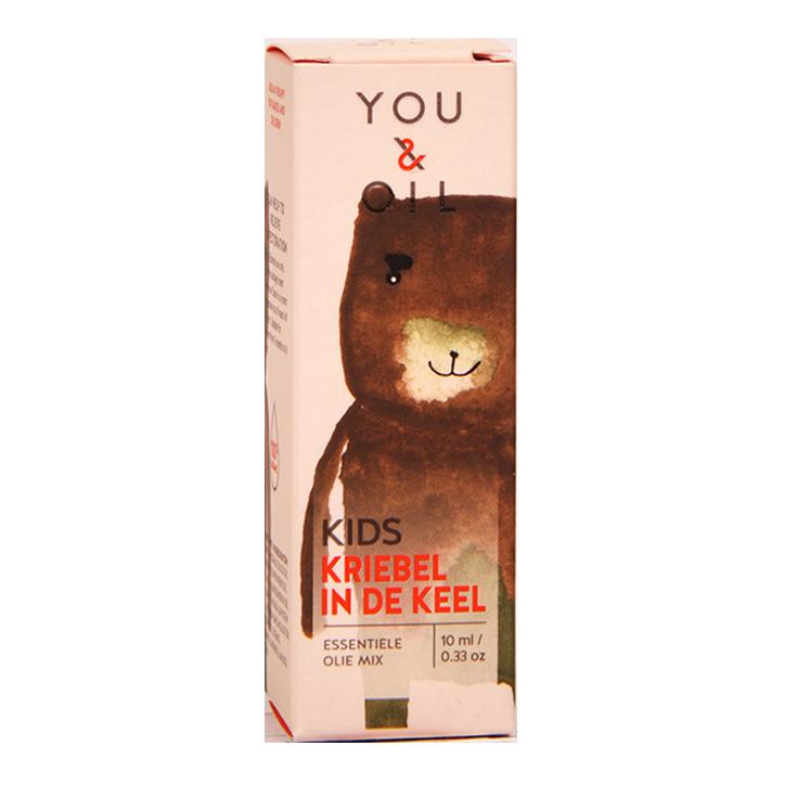 You & Oil Kids Kriebel In De Keel (10ml)