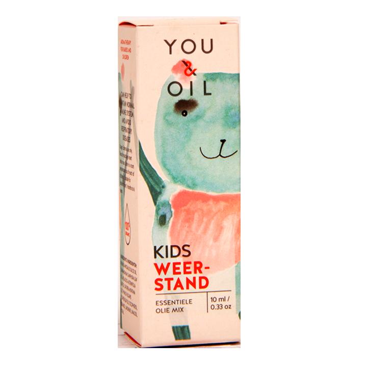 You & Oil Kids Weerstand