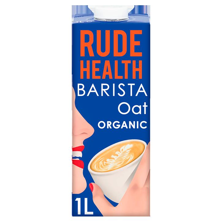 Rude Health Barista Oat Organic Bio (1L)