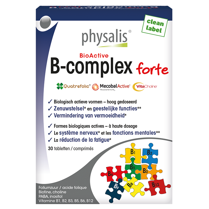 Physalis B-Complex Forte