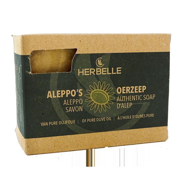 Herbelle Aleppo's Oerzeep Olijf