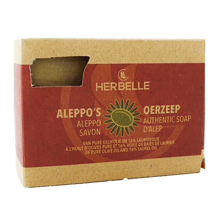 Herbelle Aleppo's Oerzeep Olijf Laurier