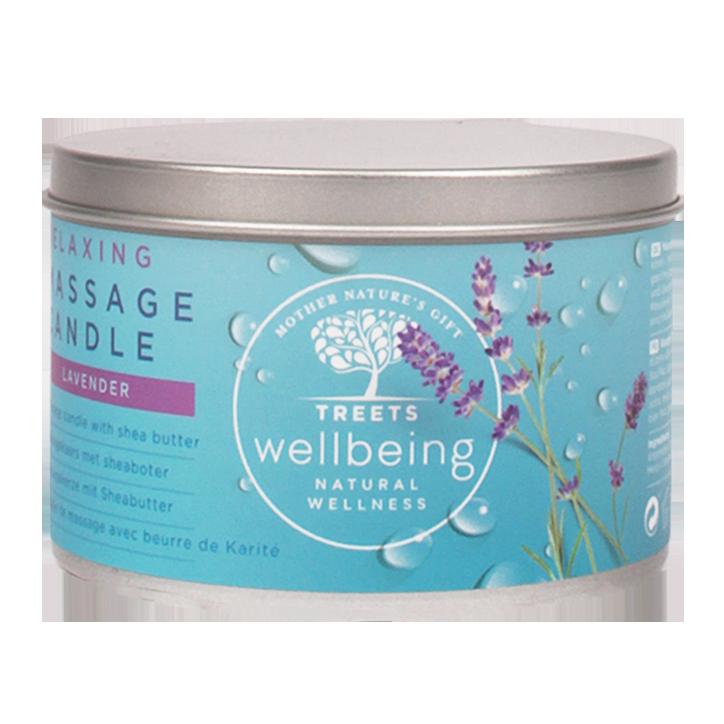 Treets Massagekaars Stress Relief