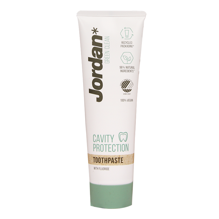 Jordan Green Clean Tandpasta Cavity Protection (75ml)