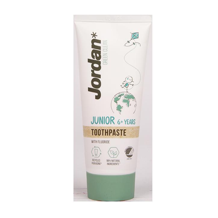 Jordan Green Clean Tandpasta Junior (50ml)