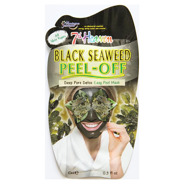Montagne Jeunesse 7Th Heaven Black Seaweed Peel Off
