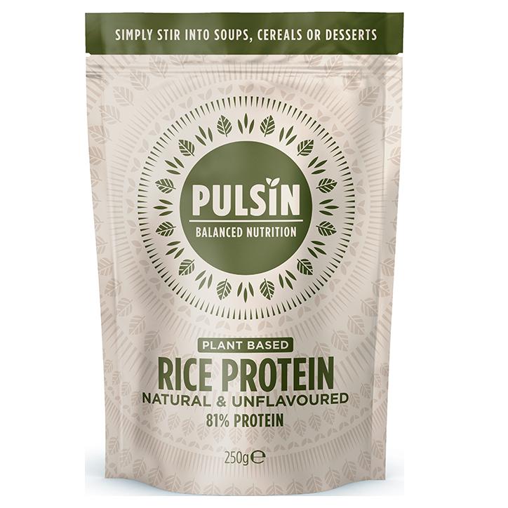 Pulsin' Rice Protein (250gr)
