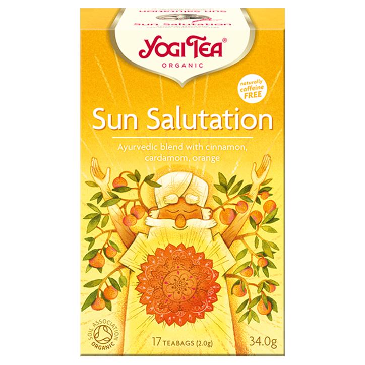 Yogi Tea Sun Salutation (17 Theezakjes)