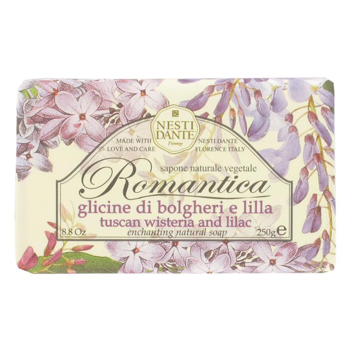 Nesti Dante Tuscan Wisteria & Lilac Soap