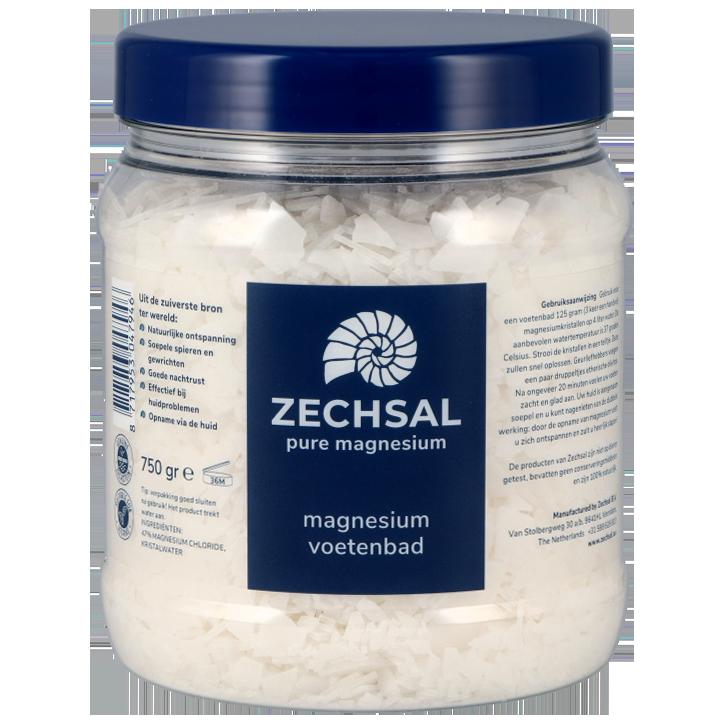 Zechsal Magnesium Voetenbad (750gr)