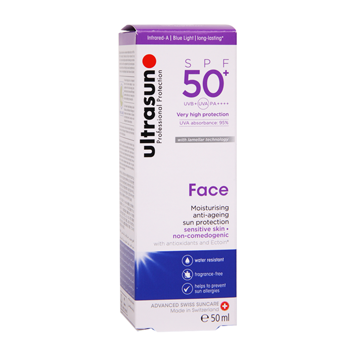 Ultrasun Face SPF50+ (50ml)