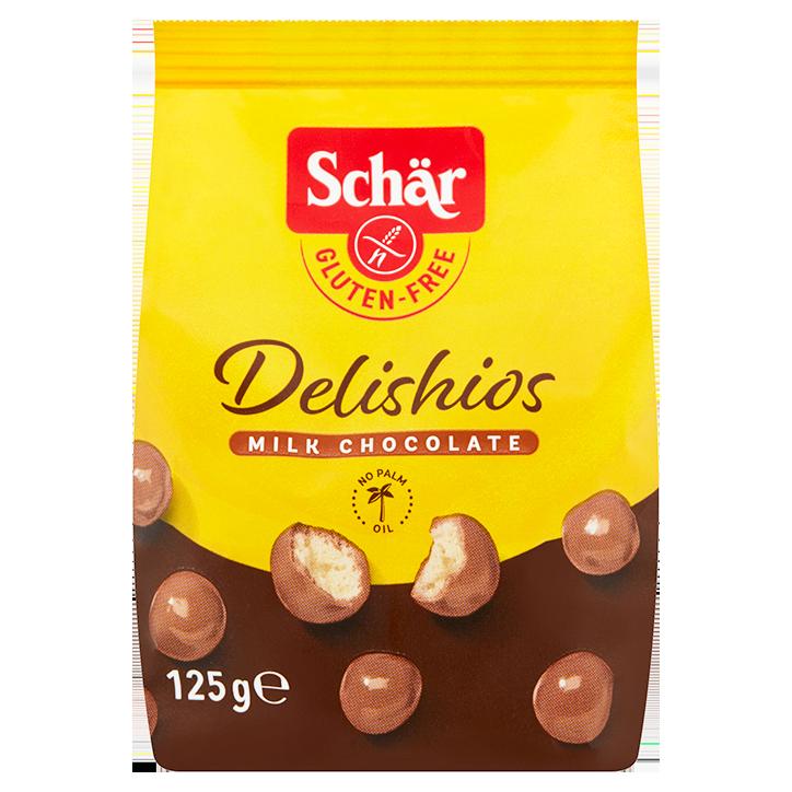 Schär Delishios Glutenvrij (125gr)
