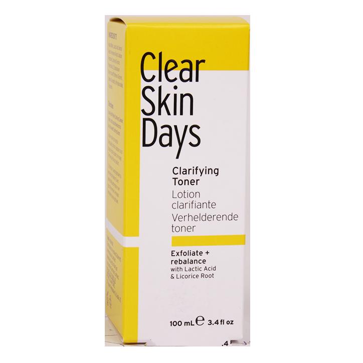 Clear Skin Days Clarifying Toner (100ml)