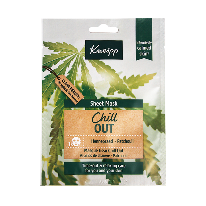 Kneipp Chill Out Sheet Mask