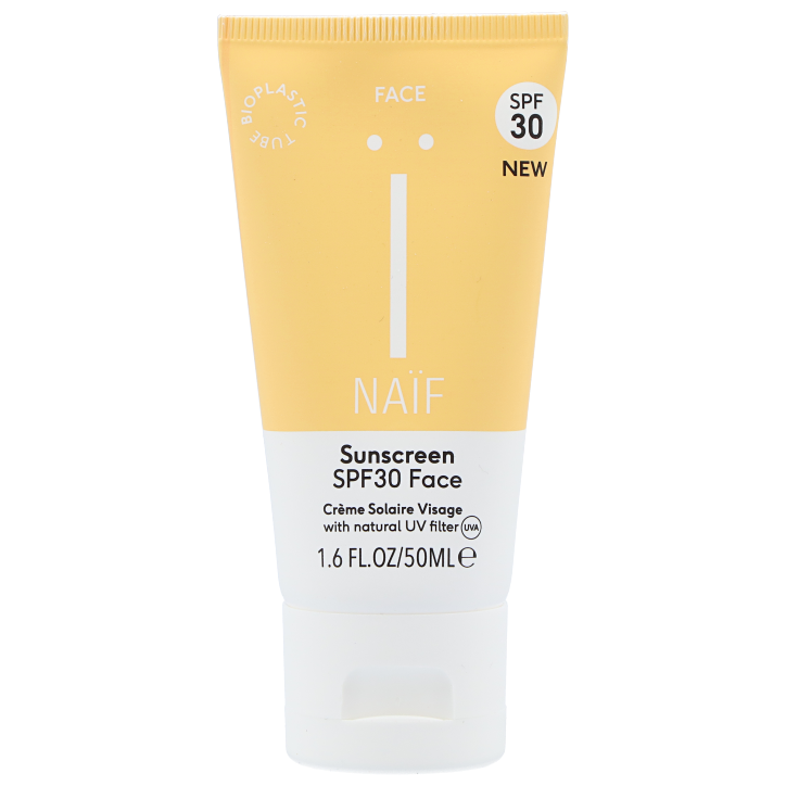 Naïf Sunscreen Face SPF30