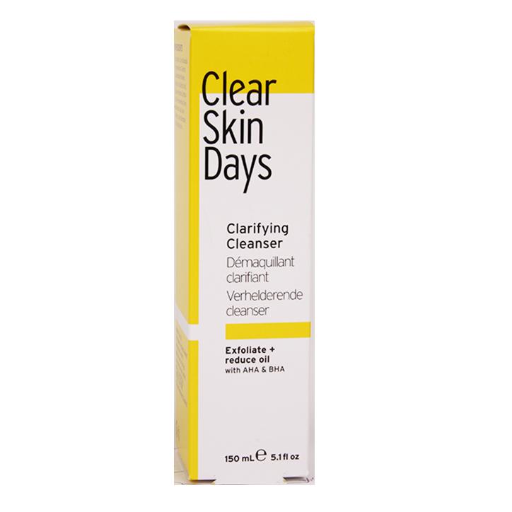 Clear Skin Days Clarifying Cleanser (150ml)