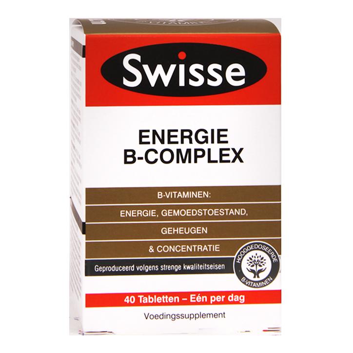 Swisse Ultiplus Energie B-Complex