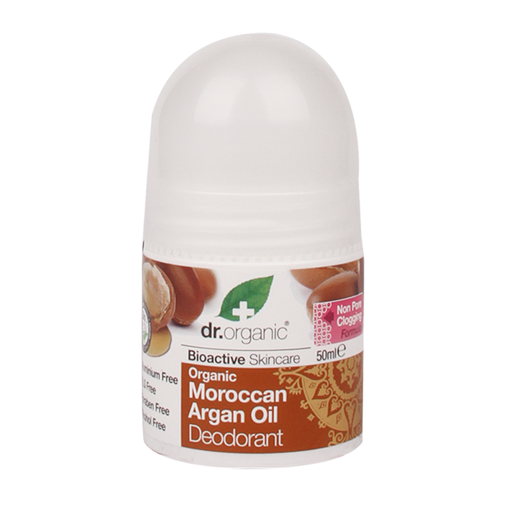 Dr. Organic Deodorant Argan Oil