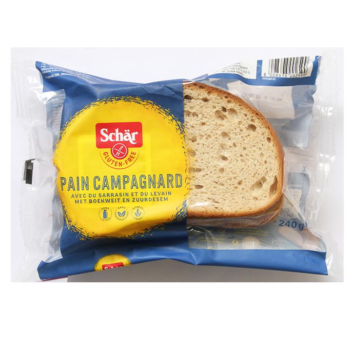 Schär Pain Campagnard Glutenvrij