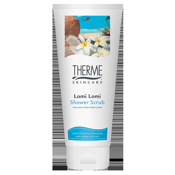 Therme Lomi Lomi Shower Scrub (200ml)