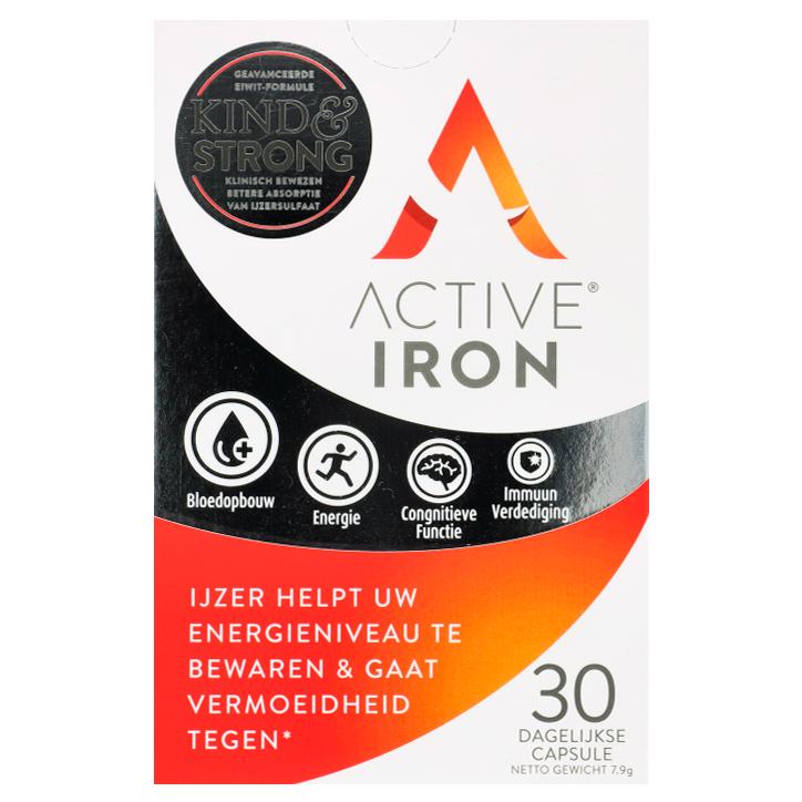Active Iron (30 capsules)