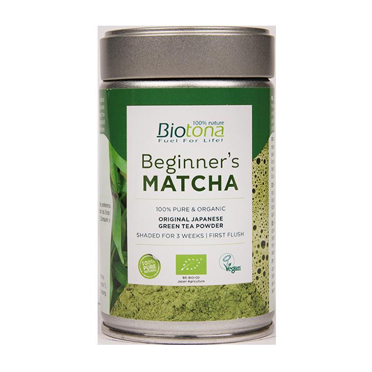 Biotona Beginner's Matcha (80 g)