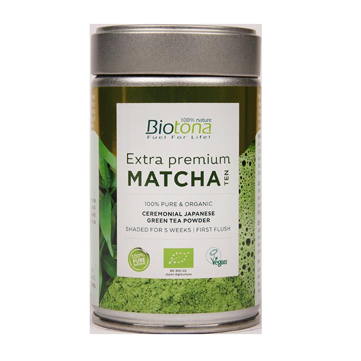 Biotona Extra Premium Matcha (70gr)